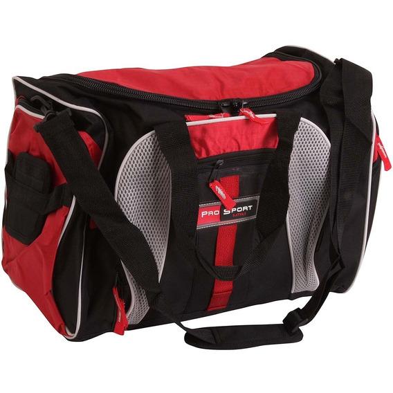 Bolsa De Viagem 20 Vermelho Pro Sport Batiki