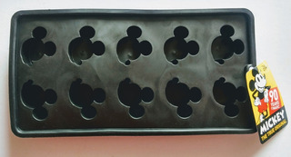 Molde Silicon Cubitos De Hielo Mickey Mouse