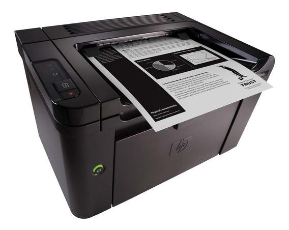 Impressora Hp 1606dn Laser Rede E Duple C/10 Toner Cheio !!!