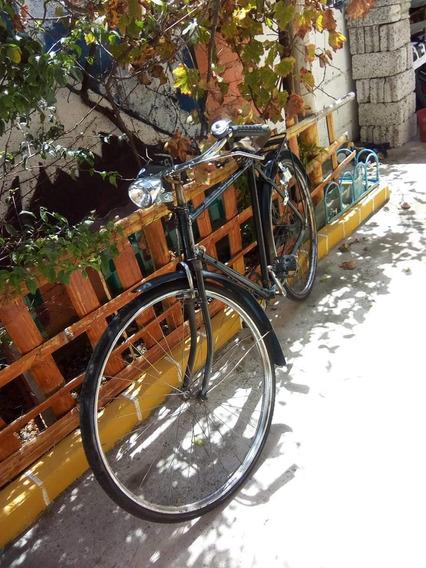 Hermosa Bicicleta Panadera En Perfecto Estado.