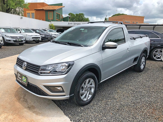 Volkswagen Saveiro Trendline 1.6 Msi Cs (flex) 2019