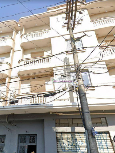 Apartamento Com 1 Dormitório Para Alugar, 30 M²- Cambuci - São Paulo/sp - Ap4968
