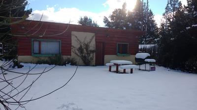Cabaña En Bariloche - Ago-set-oct $1200