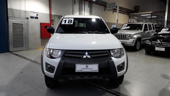 Mitsubishi L200 2018 2.4 Triton Outdoor Cab. Dupla Flex 4p
