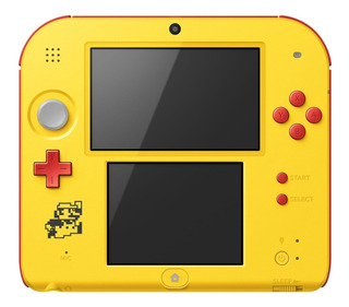 Consola Nintendo 2ds Edicion Super Mario Maker