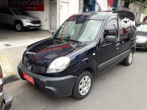 Renault Kangoo 1.6 Ph3 Authentique Plus Lc 2013 Gnc 5ta
