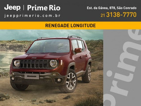 Jeep Renegade Longitude 1.8 16v Flex, Rnglong