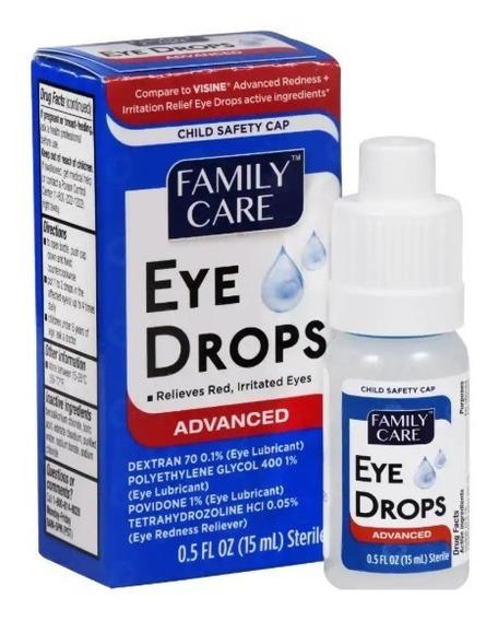 Colirio - Gotas Para Los Ojos - Ocular