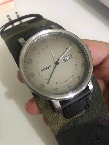 Oportunidade!! Relógio Fóssil Original