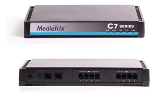 Gateway Voip Mediatrix C731 4fxo + 4fxs