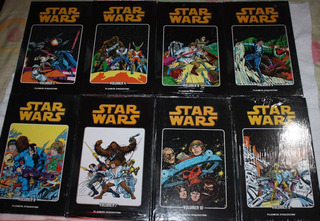Star Wars Comics Volumenes