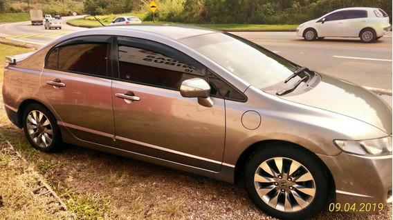 Honda Civic 1.8 Lxl Flex Aut. 4p
