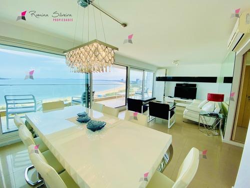 Alquiler Anual Playa Mansa Punta Del Este- Ref: 9650