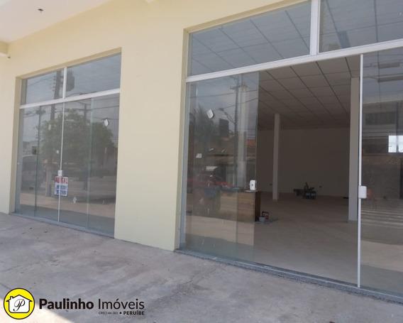 Salão Para Alugar Na Avenida Principal Da Praia De Peruíbe - Sl00123 - 34500619