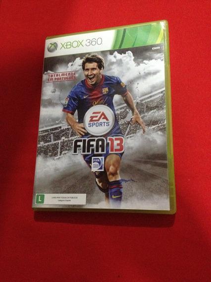 Fifa 13 Para Xbox 360 Original Usado