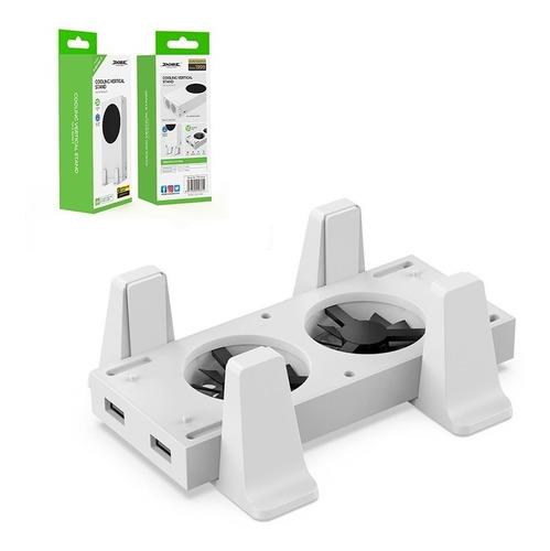 Imagen 1 de 7 de Base De Ventilador Enfriamiento Para Consola Xbox Series S