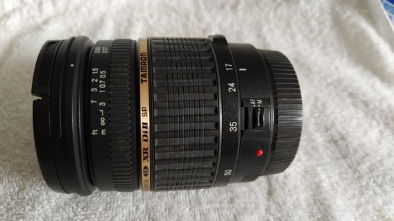 Lente Tamrom 17/50 2.8 Canon