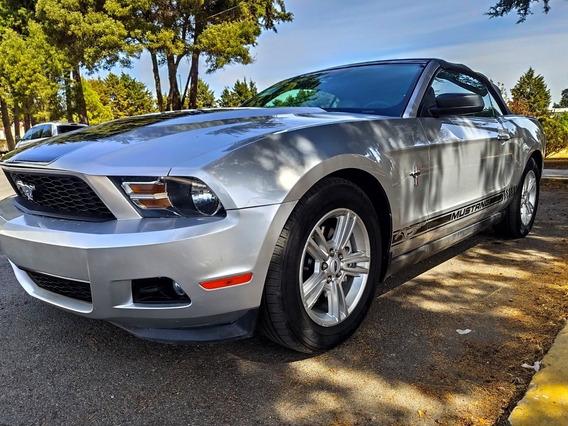 Ford Mustang Convertible V6 At 2012