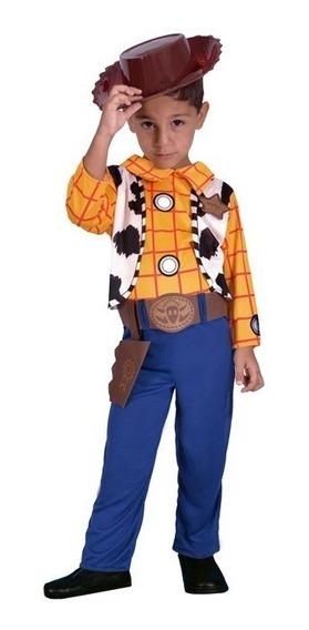 Disfraz Woody, Jessy O Buzz Toy Story Cotillon Sergio Once