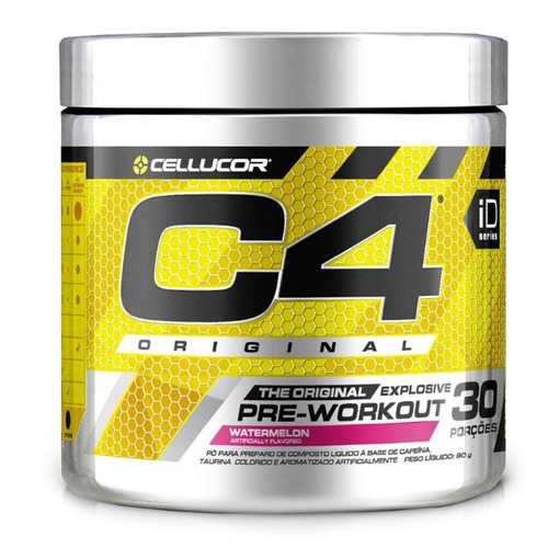 C4 Pre Workout 90g Strawberry