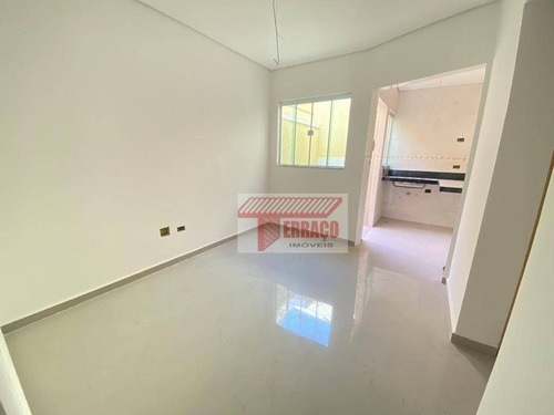 Imagem 1 de 9 de Sobrado Com 2 Dormitórios À Venda, 80 M² Por R$ 273.000 - Vila Príncipe De Gales - Santo André/sp - So1118