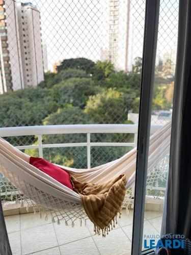 Imagem 1 de 10 de Apartamento - Morumbi  - Sp - 638506