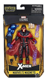 Marvel Legends Magneto 2018 - Brinquetoys
