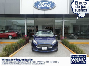 Ford Fiesta 1.6 Se Hatchback Manual 2016