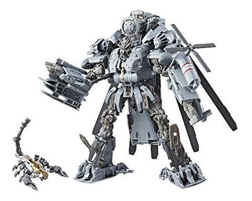Transformers Studio Series 08 Leader Class Película 1 Decep