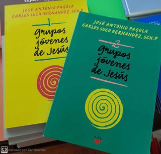 Grupos Jóvenes De Jesus 1y 2