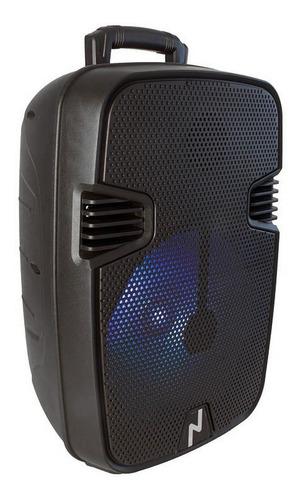 Parlante Portatil Bluetooth Noga 440bt Karaoke Usb Fm 150w