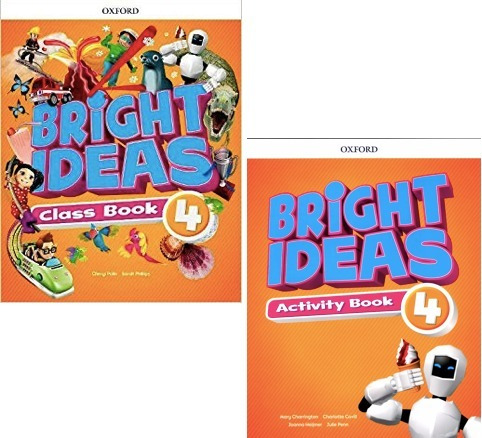 Bright Ideas 4 - Class Book And Activity Book - Oxford