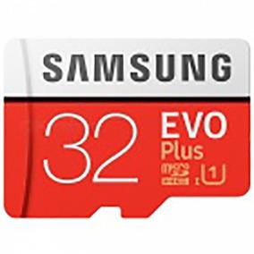 394205 Samsung Tf / Micro Sdhc Evo Plus Memory Sob Encomenda