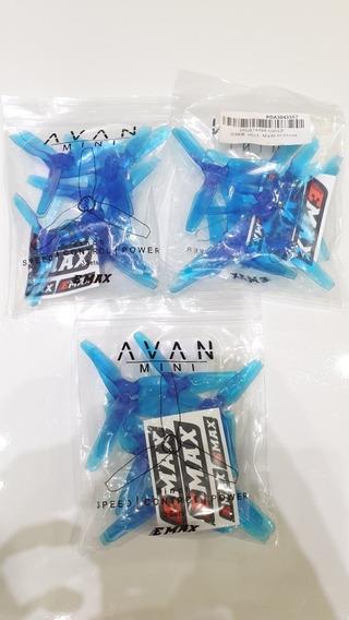 Hélices Emax Avan Mini 3 12 Hélices Por Pacote