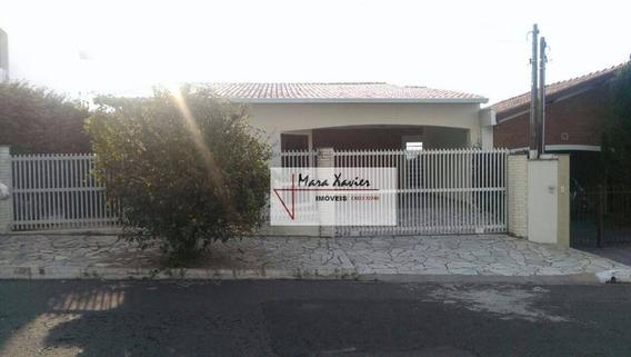 Casa Com 3 Dormitórios À Venda, 150 M² Por R$ 640.000 - Residencial Aquário - Vinhedo/sp - Ca0702