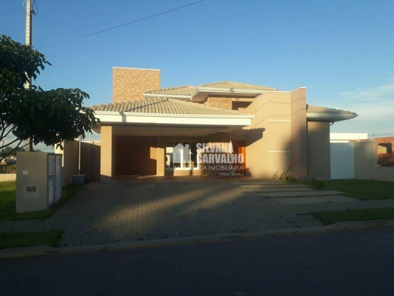 Casa À Venda No Condomínio Portal Dos Bandeirantes Em Salto - Ca7174
