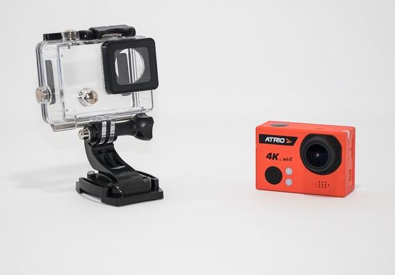 Câmera De Ação Atrio Fullsport Cam 4k - Dc185 Leia O Anúncio