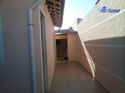 Casa Residencial À Venda, Centro, Monte Sião. - Ca0141