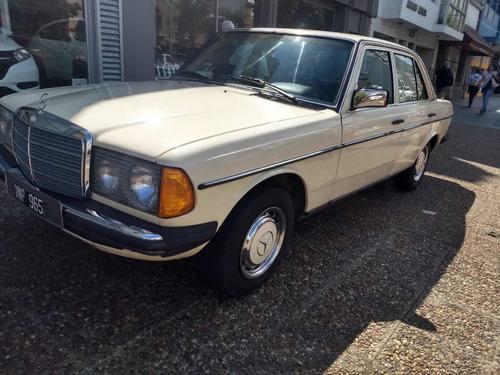 Mercedes-benz 230 2.3 E 1983