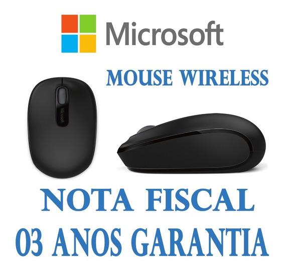 Mouse Microsoft 1850 Wireless Sem Fio U7z-00008