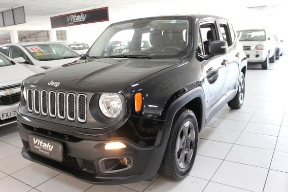 Jeep Renegade Sport Manual Flex 2016 !!!