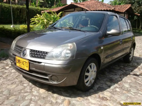 Renault Clio Ii F.iv Cool Mt 1.4 Aa