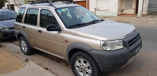 Land Rover Freelander 2.0 Xedi 2001