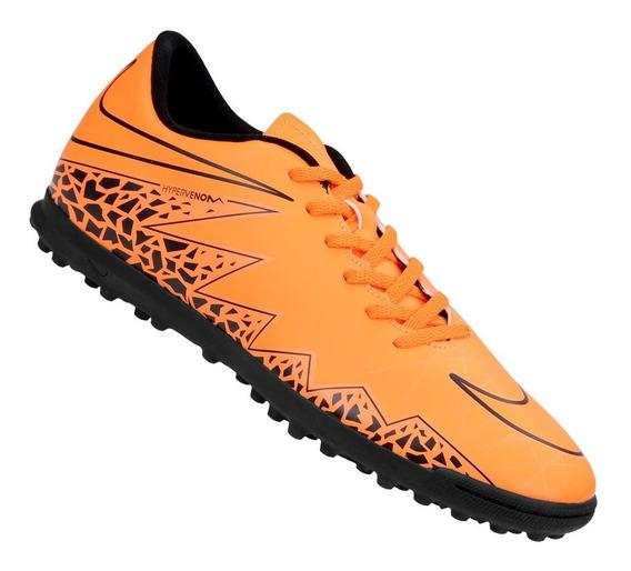 Botines Nike Hypervenom Phelon Tf Papi Futbol