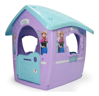 Casa Jardin Frozen 2 Juegos Infantil Country House Injusa