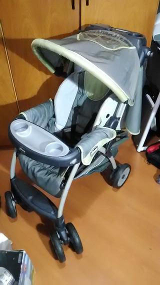 Conjunto Carrinho E Bebê Conforto Chicco