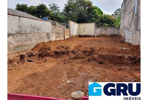 Imagem 1 de 2 de Terreno Localizado No Jardim Maria Dirce - Te819