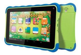 Tablet Infantil Amvox Atb441k 8gb 7 Wi-fi Verde/azul