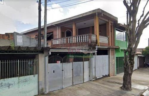 Imagem 1 de 8 de Sobrado Com 2 Dormitórios À Venda, 125 M² Por R$ 265.000,00 - Chácaras Reunidas - São José Dos Campos/sp - So1917