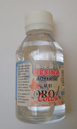 Laca Artistica Artesanal Orocolor 120ml